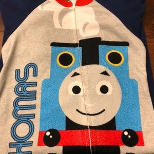 Thomas onesie sleeper size 5T 🚂